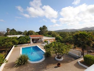 CAN AMERICANO: Spacious Ibiza house located in the center of Ibiza.