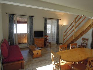 Apartment - 50 m from the slopes, Isola