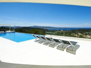 Spectacular modern style villa situated near Cala Gracio beach., Sant Antoni de Portmany