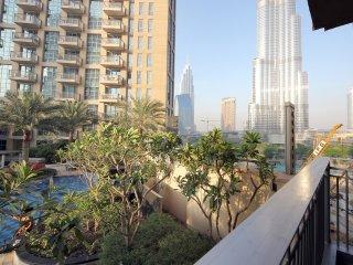 Burj Khalifa View 3 BR Apartment