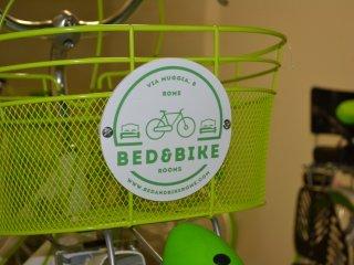 Nuovissimo Bed&BikeRome con 4 camere condizionate ognuna con bagno in ca