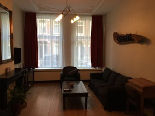 Family home with garden in central Amsterdam