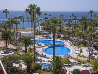 Seafront first line beach apartment in Playa del Duque., Costa Adeje