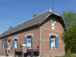 Guillemont Halt is a Self Catering Holiday Home in the Somme Battlefield Area