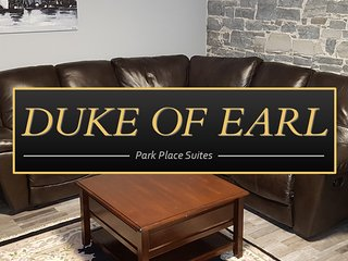 The Duke of Earl Suite, Kingston
