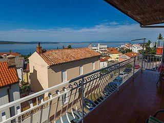 Sea view apartment, Crikvenica