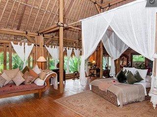 Amazing & Unique Lila Bamboo Villa, Mas