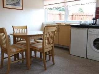 Glamaig Cottage, cosy one bedroom holiday cottage close to Portree town centre.