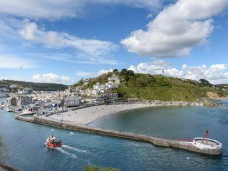 Rock Towers Apartment 10, Looe
