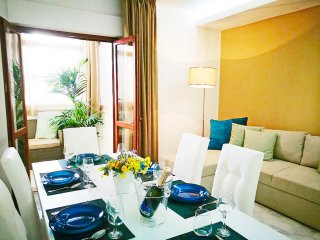 appartamento  vista  mare con terrazza