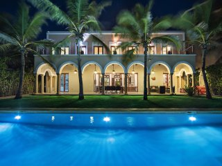 Riviera Maya Haciendas - Hacienda Del Mar  7-15 BR, BEACH FRONT, FULLY STAFFED!