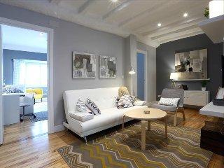 ETXARRI: Apartamento de diseño en el corazón de Hondarribia