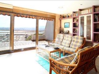 GOIZUT: Apartamento con piscina y con espectaculares vistas