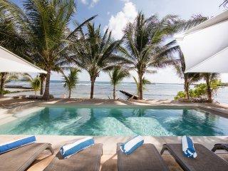 Riviera Maya Haciendas - Hacienda Corazon Beach Front 5-10 BR