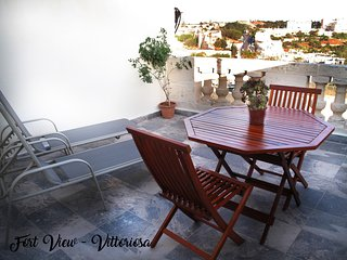 Breathtaking country views in Vittoriosa - Fort View, Birgu (Vittoriosa)
