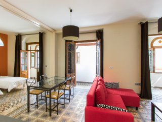 Sierpes 1. Three bedroom apartment in the centre, Sevilla