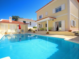 Girassol Villa - Marisol - South Coast of Lisboan
