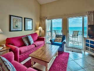 20% OFF JAN-MARCH 9: BEACH FRONT GULF VIEW Condo + Heated Pool + VIP PERKS!!!