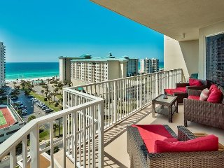 Beautiful GULF VIEW Condo * Resort w/ Pool, Spa, Amenities, + FREE VIP Perks