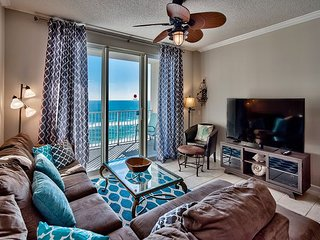 20% OFF DEC: Stunning GULF VIEW Beach Condo * Resort w/ Heated Pool/Spa!!!