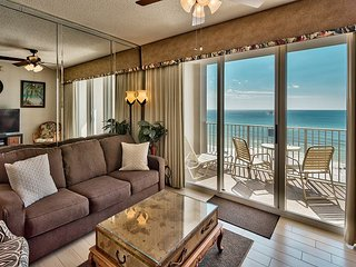10% OFF NOW-MARCH 30: GULF VIEW Updated Condo * Resort: Pool/Spa + VIP Perks