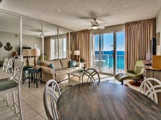 20% OFF DEC: Unobstructed GULF VIEW Beach Condo * Resort w/ Heated Pool/Spa!!