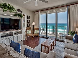 Breathtaking Gulf Views from this Spacious 3BR Majestic Sun Condo! Sleeps 10