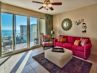 Enjoy stunning views of the Gulf of Mexico from your own private balcony!, Miramar Beach