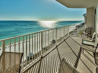 Breathtaking Gulf of Mexico Views from this 2 BR condo on the Emerald Coast!