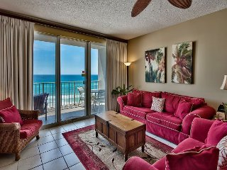 Welcome to Paradise! Full Gulf views from your Private Balcony! Sleeps Six!
