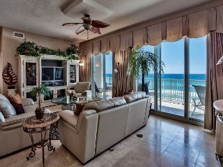 This Three Bedroom Condo Offers Full Panoramic Views of the Gulf & Lake!