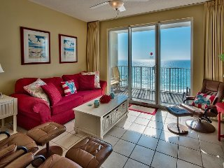 Colorful, Updated Deluxe Majestic Sun Condo with Panoramic Views of the Gulf!, Miramar Beach