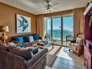 Magnificent Deluxe 6th Floor Majestic Sun Condo. Incredible Gulf Views!