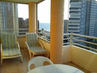 Sunny Blue Sea - Penyasol Apartment