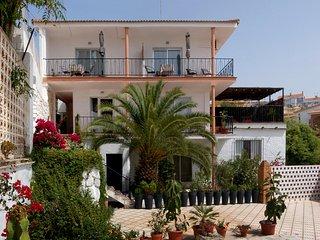 Apart. 4, Casa Malaga, with sea view & balcony