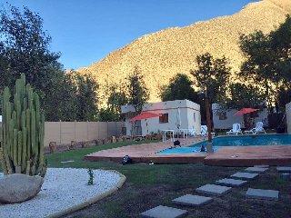 Cabaña Suyana, El Correo de Diaguitas, Valle del Elqui, Chile.