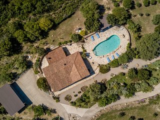 Villa delle Fonti - Country villa 2Km from the sea, San Pantaleo