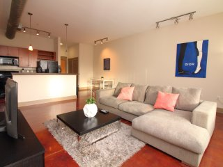 1-bed, 1-bath, Downtown Convention Center Loft 135, Houston