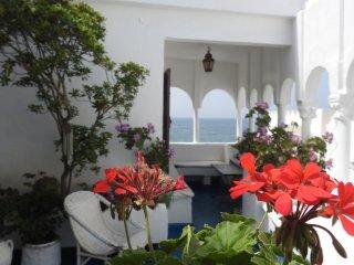 Exceptionelle maison en front de mer dans la medinah, Arcila