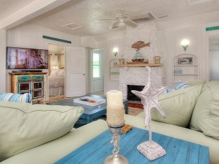 SeaSpray Beach Cottage B