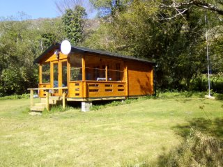 Glamping Cabin, Glengarriff, Co.Cork, Ireland