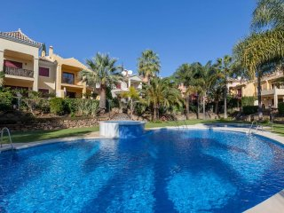 Holiday townhouse in the Golden Mile, Marbella