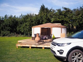 Old Dairy Farm Glamping