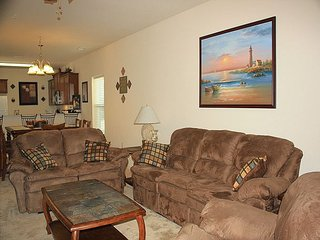 Barefoot Resort-Amazing Lake View with Private Patio, 1st Floor End Unit