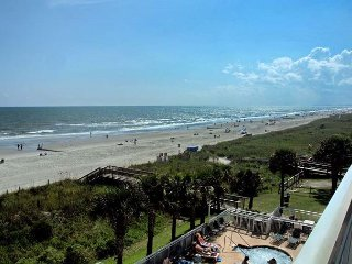 Create Memories! Rare Beauty and Luxury * Oceanfront  Condo - Amazing Views!