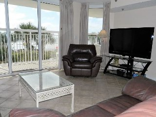 LUXURY AWAITS!  CRESCENT SHORES 3/3 OCEAN FRONT. SUN, SURF & SAND!