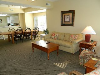 Fabulous Golf Course & Villa Resort in TideWater w/ marsh & nature,views!!