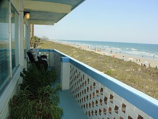 Book B4 It's Gone! Pure relaxation, sit back, dolphin watch! Ocean Front View