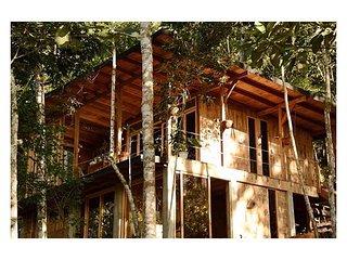 Cielo Verde Ecohospedaje. Esta es nuestra casa y la ustedes. Bienvenidos!!