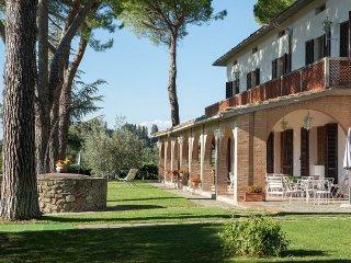 9 bedroom Villa in Poggibonsi, Tuscany, Italy : ref 5228378